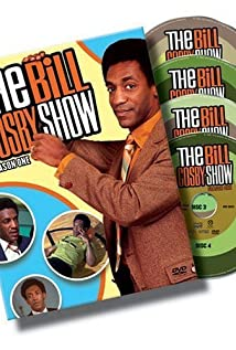 The Bill Cosby Show 1969 poster