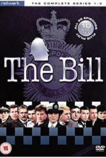 The Bill (1984) cover