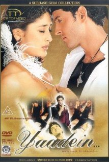 Yaadein... 2001 poster