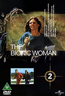 The Bionic Woman (1976) cover
