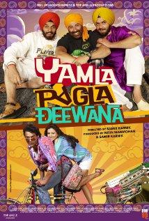 Yamla Pagla Deewana (2011) cover