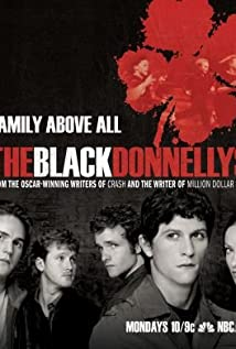 The Black Donnellys (2007) cover