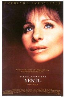 Yentl (1983) cover