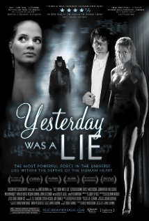 Yesterday Was a Lie (2008) cover