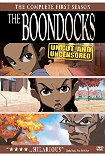 The Boondocks (2005) cover