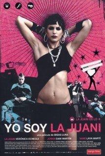 Yo soy la Juani (2006) cover