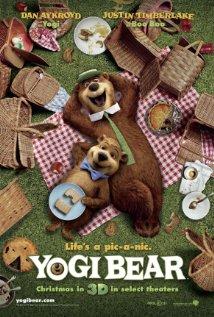 Yogi Bear 2010 poster