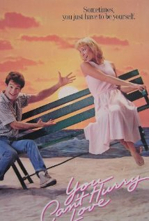 You Can't Hurry Love 1988 poster