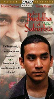 The Buddha of Suburbia 1993 poster