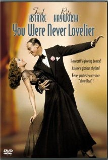 You Were Never Lovelier (1942) cover