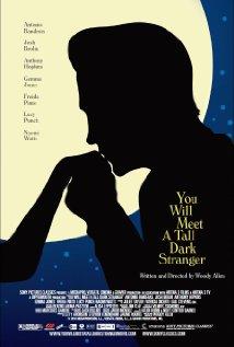 You Will Meet a Tall Dark Stranger 2010 poster