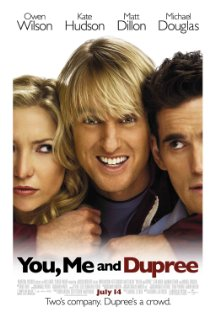 You, Me and Dupree 2006 poster