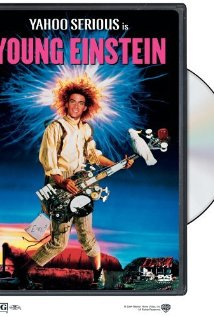 Young Einstein (1988) cover