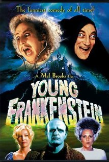Young Frankenstein (1974) cover