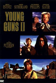 Young Guns II (1990) cover