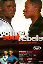 Young Soul Rebels (1991) cover