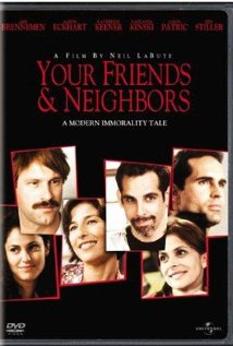 Your Friends & Neighbors (1998) cover
