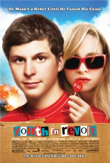 Youth in Revolt 2009 poster