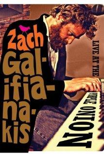 Zach Galifianakis: Live at the Purple Onion 2006 poster