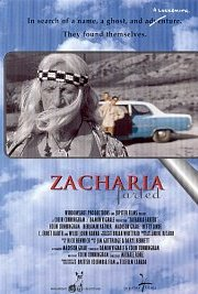 Zacharia Farted 1998 poster