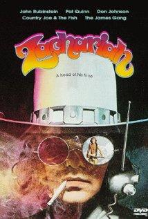 Zachariah (1971) cover
