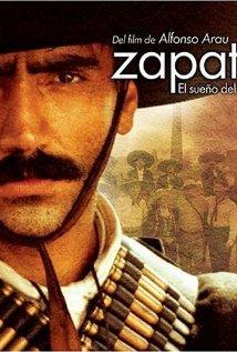 Zapata - El sueño del héroe (2004) cover
