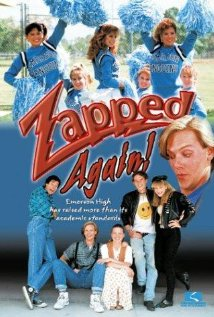 Zapped Again! (1990) cover