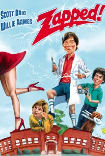 Zapped! (1982) cover