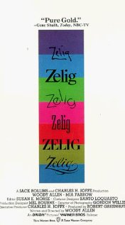 Zelig (1983) cover