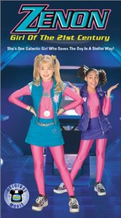 Zenon: Girl of the 21st Century (1999) cover