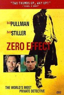 Zero Effect 1998 poster