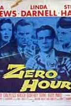 Zero Hour! 1957 poster