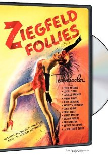Ziegfeld Follies 1945 poster