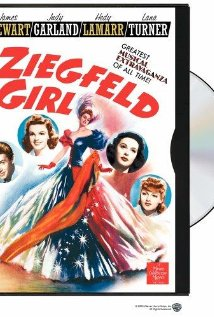 Ziegfeld Girl 1941 poster