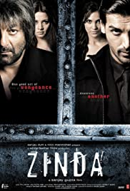 Zinda (2006) cover