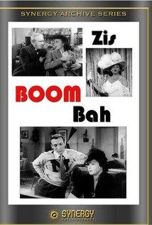 Zis Boom Bah (1941) cover