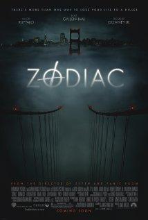 Zodiac (2007) cover