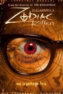 Zodiac Killer 2005 poster