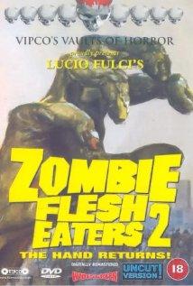 Zombi 3 (1988) cover