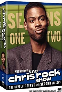 The Chris Rock Show (1997) cover