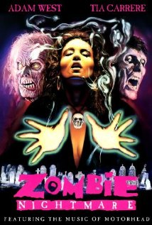 Zombie Nightmare (1987) cover