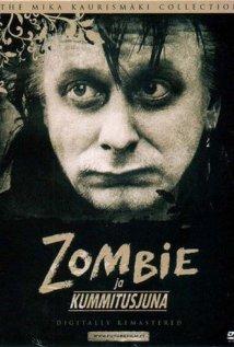 Zombie ja Kummitusjuna 1991 poster