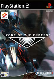 Zone of the Enders Z.O.E 2001 poster