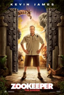 Zookeeper (2011) cover