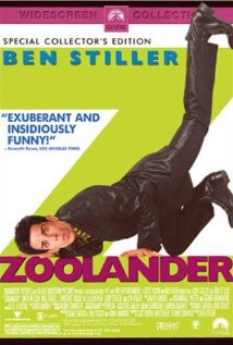 Zoolander (2001) cover