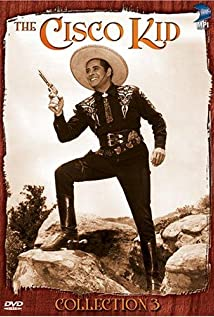 The Cisco Kid 1950 poster