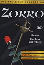 Zorro 1975 poster