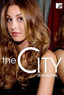 The City 2008 poster