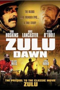 Zulu Dawn (1979) cover