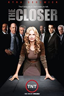 The Closer (2005) cover